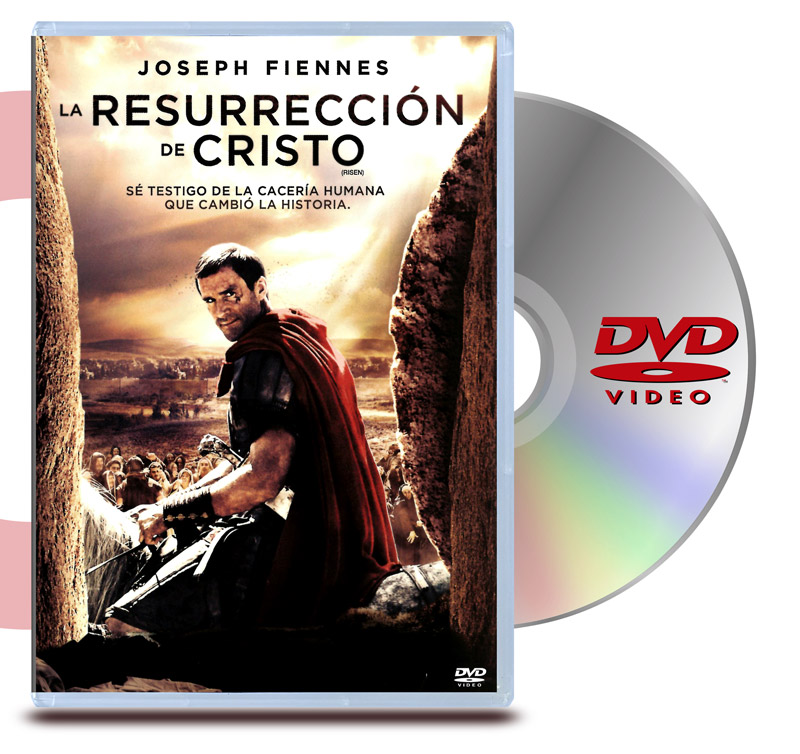 DVD La Resurreción de Cristo