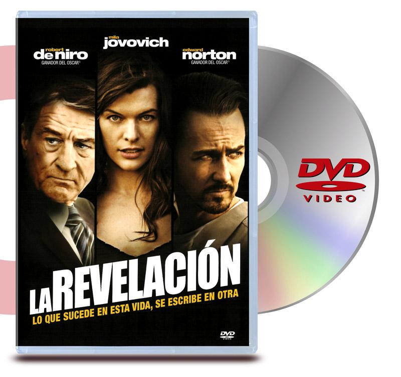DVD La Revelación