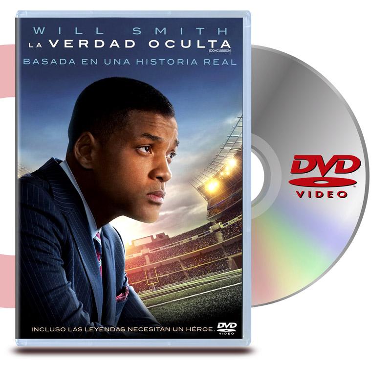 DVD La Verdad Oculta