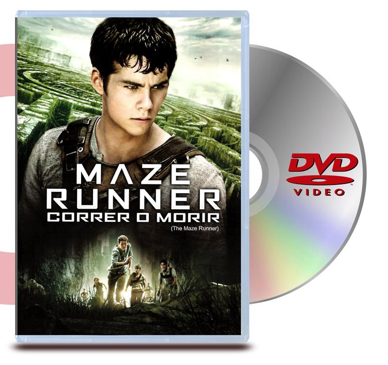 DVD Maze Runner : Correr o Morir
