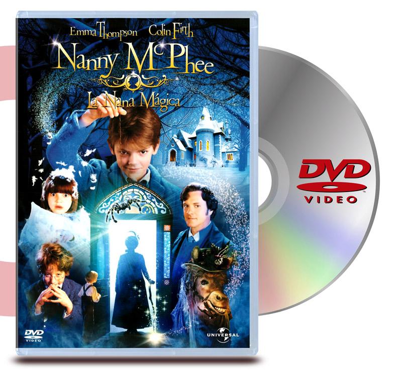 DVD Nanny McPhee