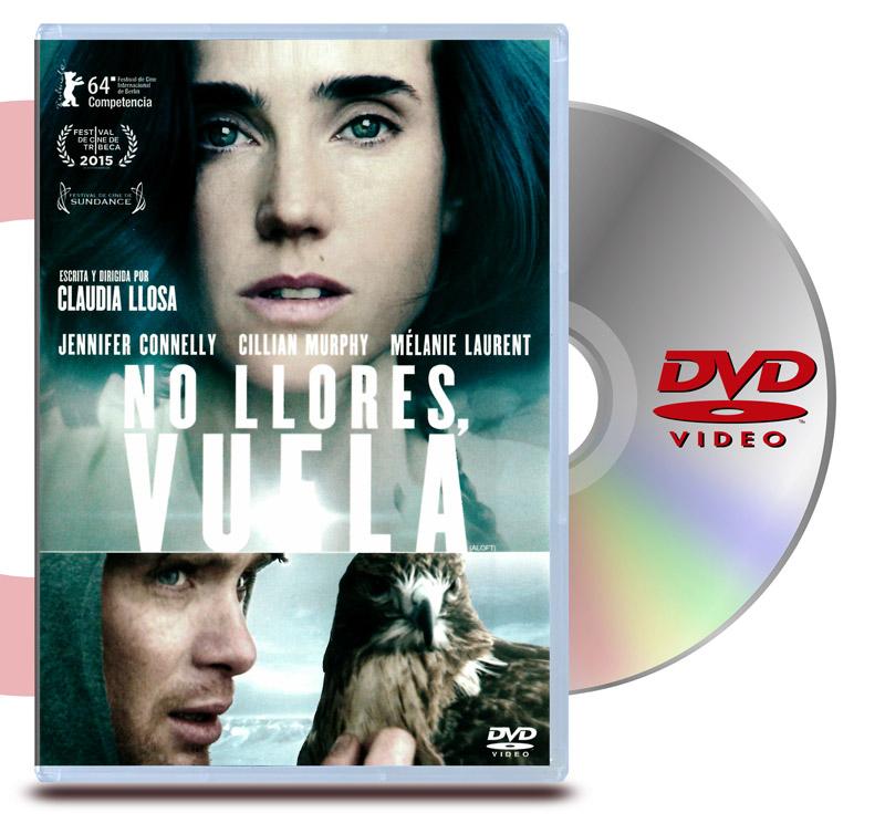 DVD No LLores Vuela
