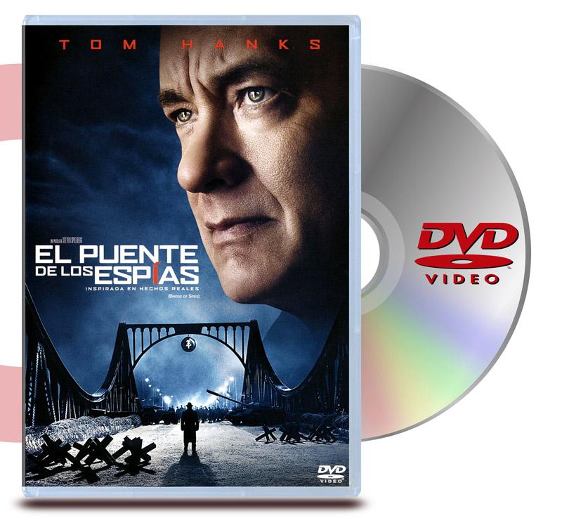 DVD Puente de Espias