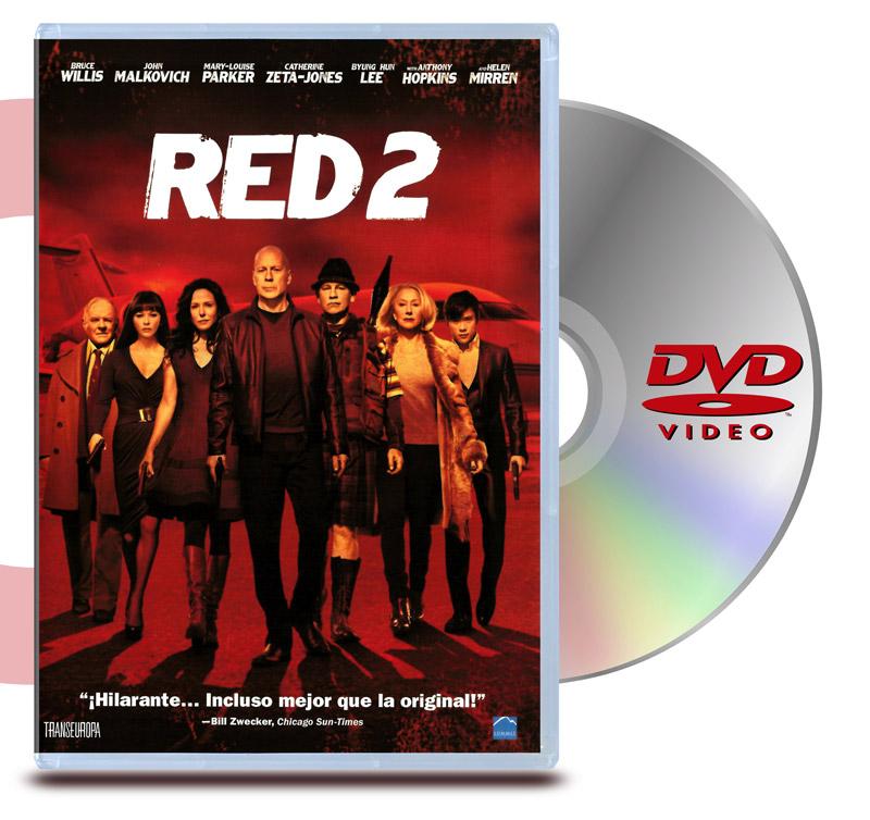 DVD Red 2