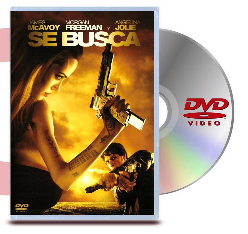 DVD Se Busca