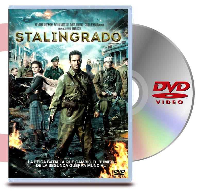 DVD Stalingrado