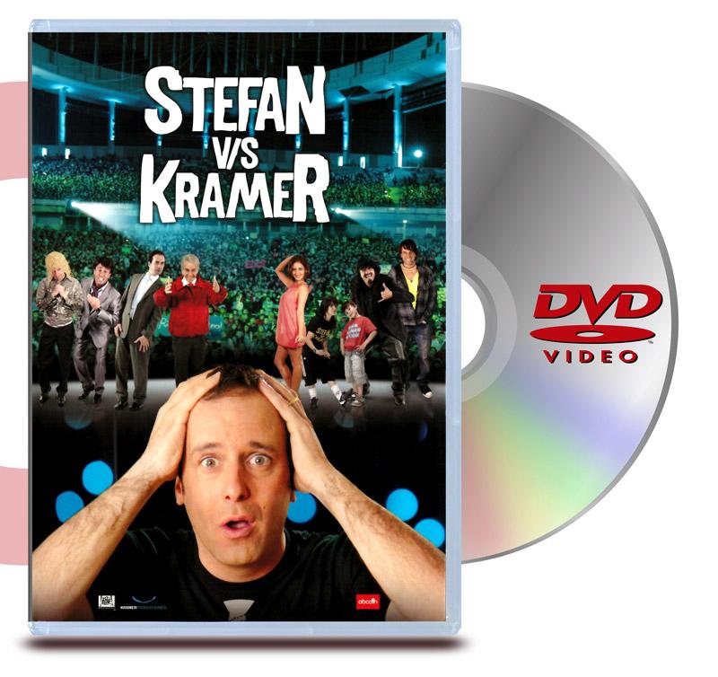 DVD Stefan v/s Kramer