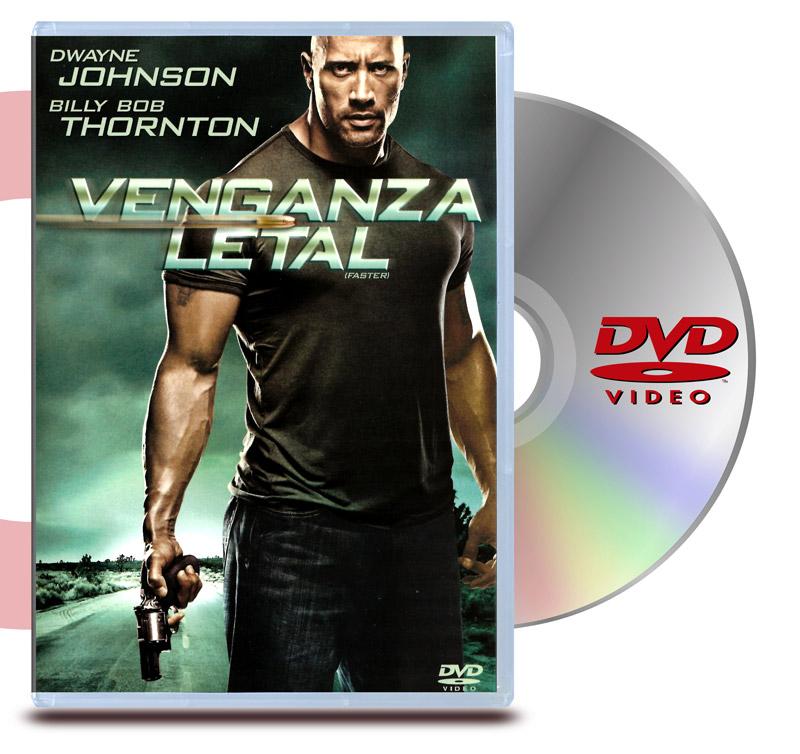 DVD Venganza Letal