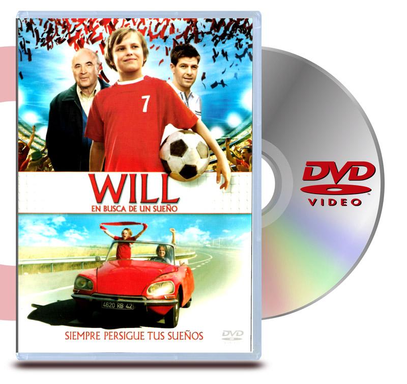 DVD Will: En Busca de un Sueño