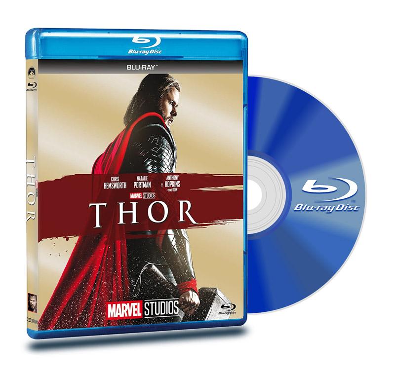 Blu Ray Thor