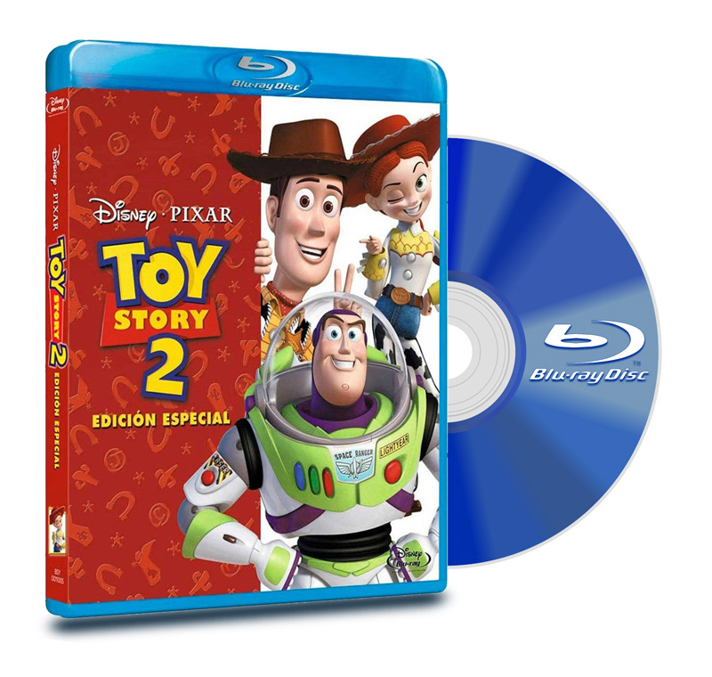 Blu Ray Toy Story 2