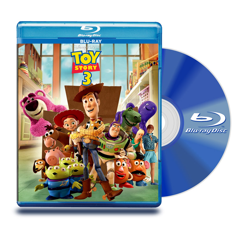 Blu Ray Toy Story 3