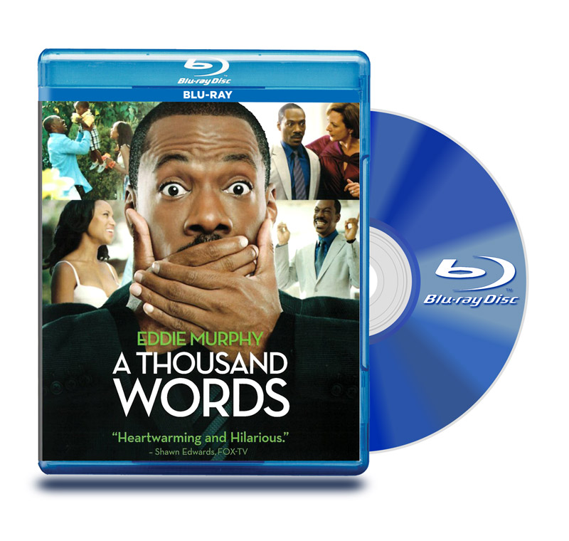 Blu Ray A Thousand Words (Mil Palabras)