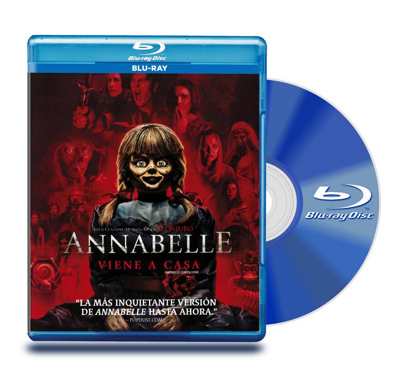 Blu Ray Anabelle : Viene a Casa