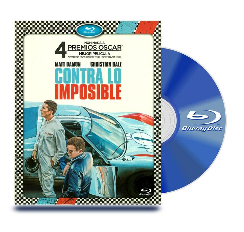 Blu Ray Contra Lo Imposible
