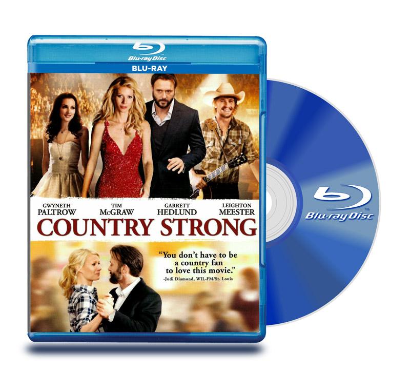 Blu Ray Una nueva Oportunidad (Country Strong)