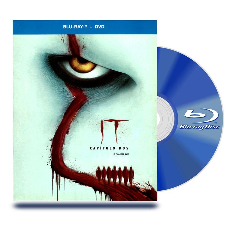 Blu Ray IT Capítulo Dos BD+DVD