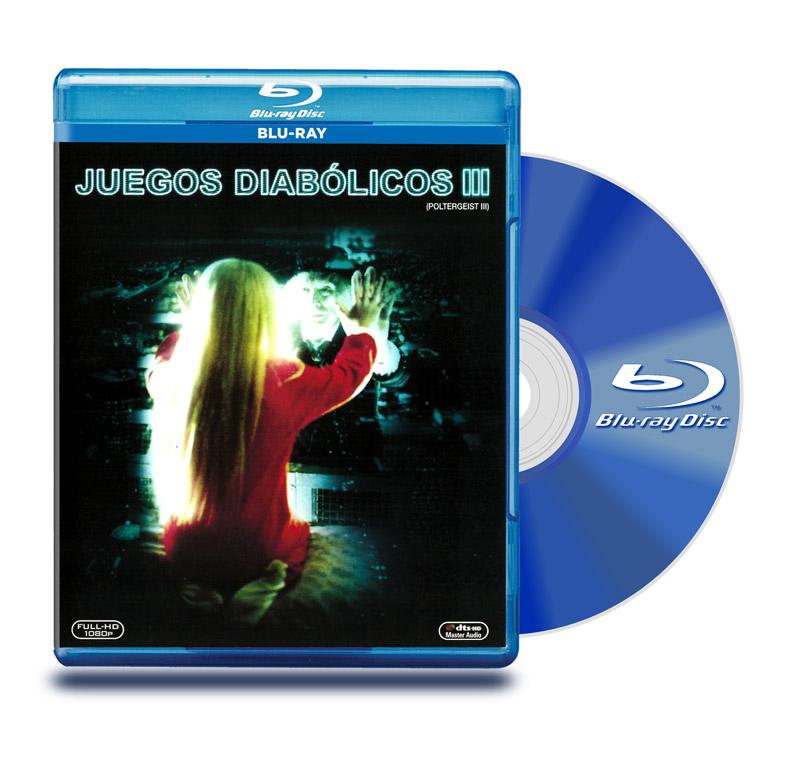 Blu Ray Juegos Diabólicos 3