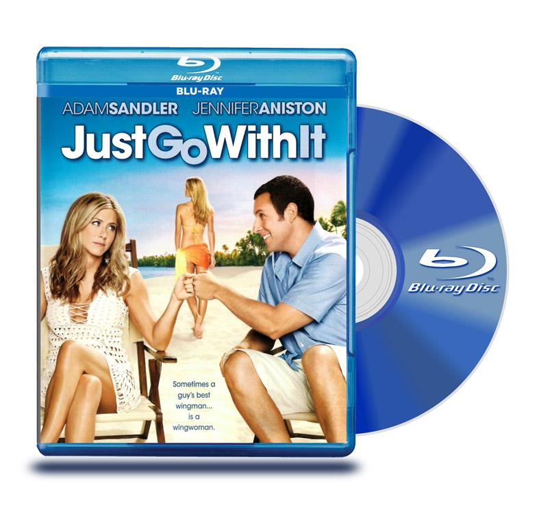 Blu Ray Una Esposa de Mentira (Just Go With It)