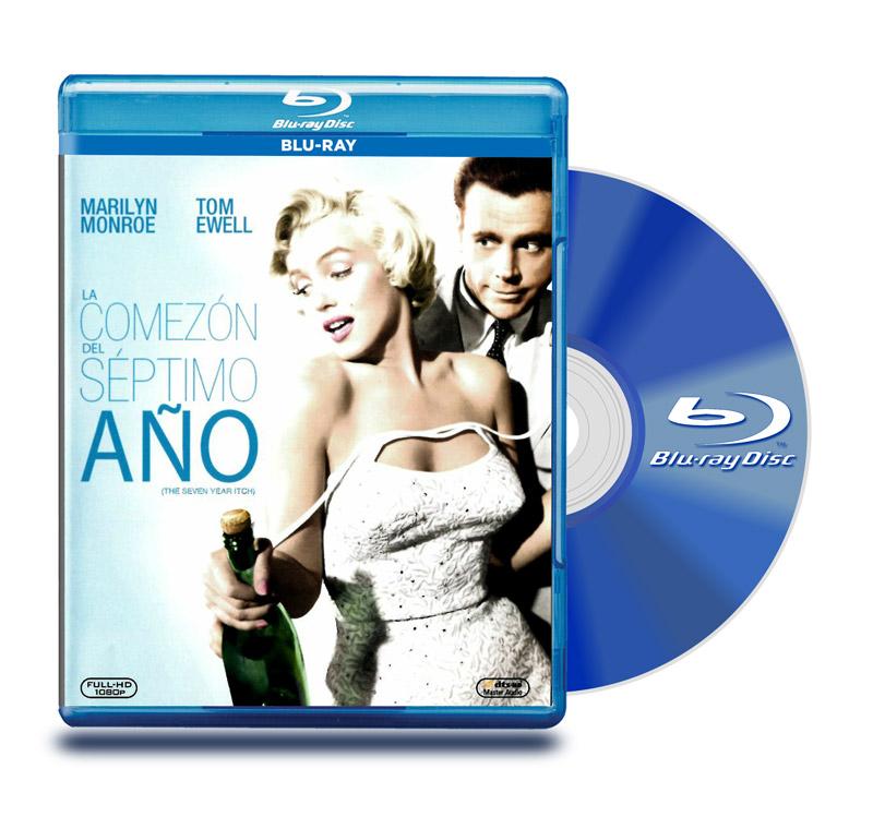 Blu Ray La Comezón del Séptimo Año