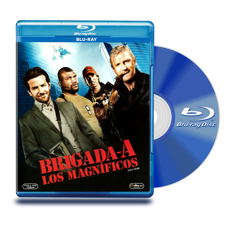 Blu Ray Los Magníficos : La Película
