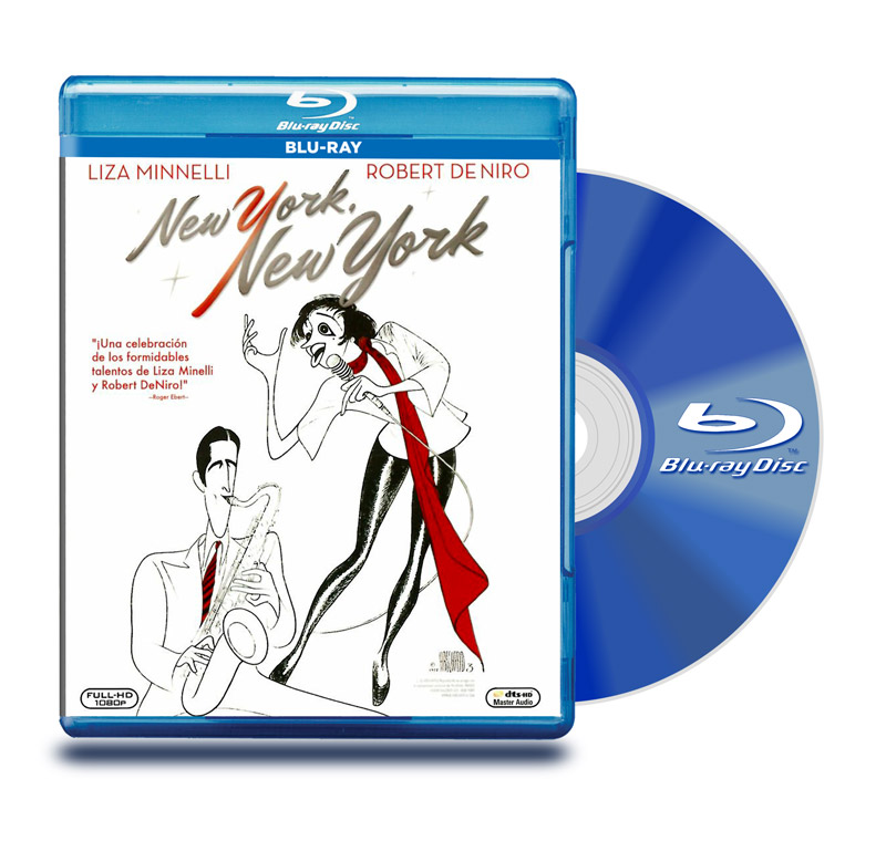 Blu Ray New York / New York