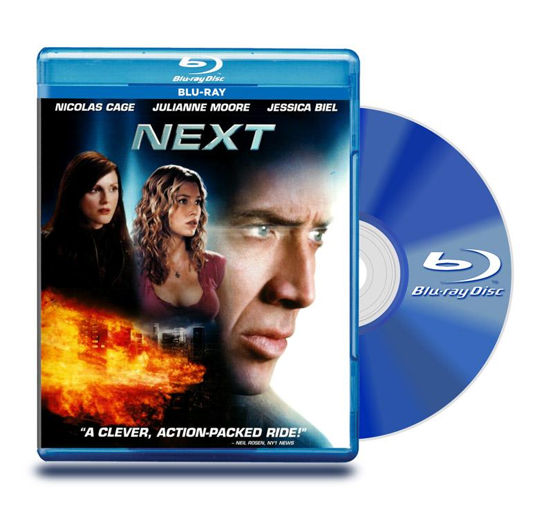 Blu Ray El Vidente (Next)