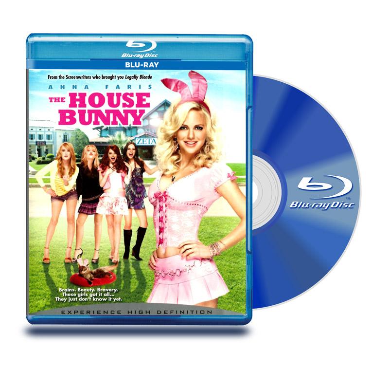 Blu Ray La Casa de las Conejitas