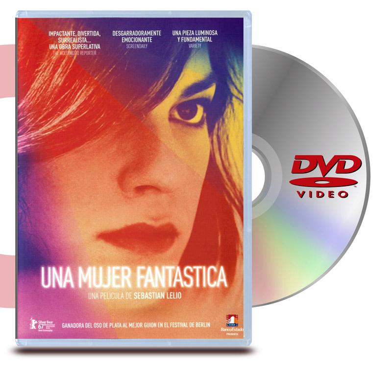 DVD Una Mujer Fantástica