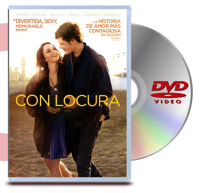 DVD Con Locura