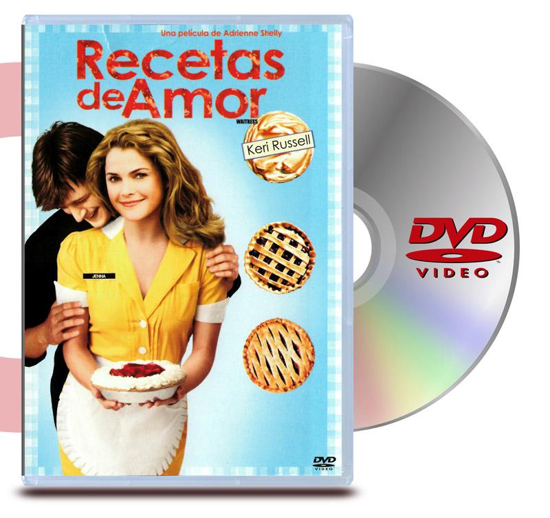 DVD Recetas de Amor