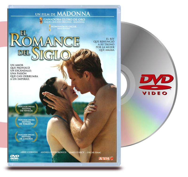 DVD El Romance Del Siglo
