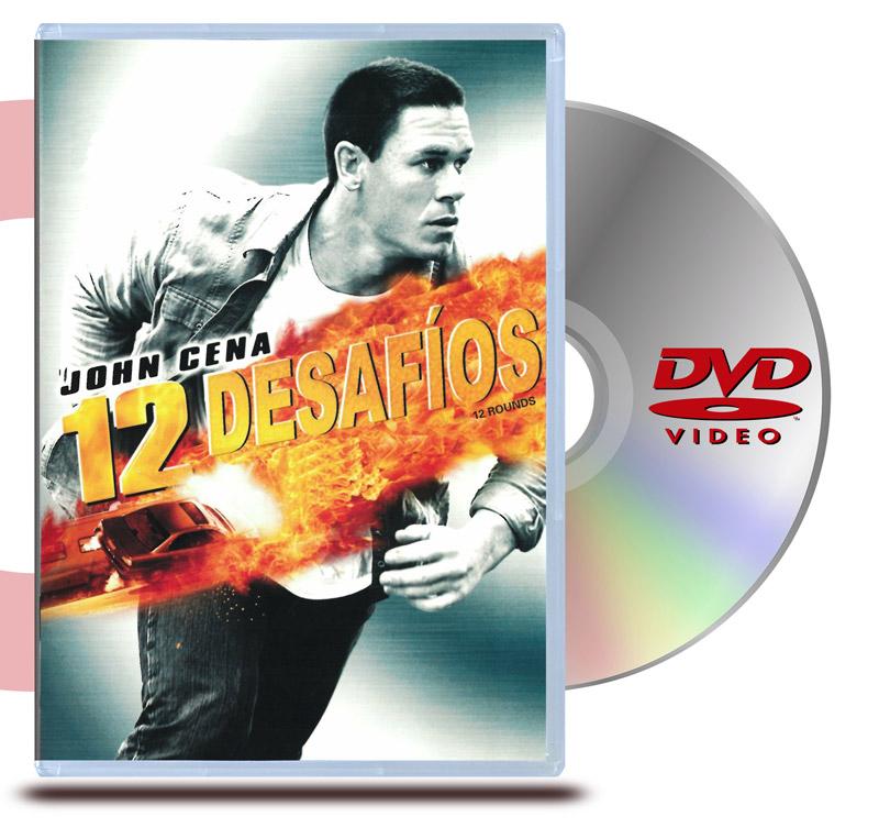 DVD 12 Desafíos