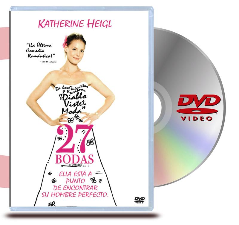 DVD 27 Bodas
