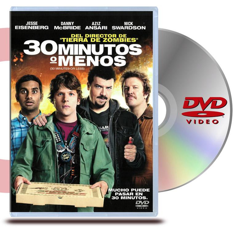 DVD 30 Minutos o Menos