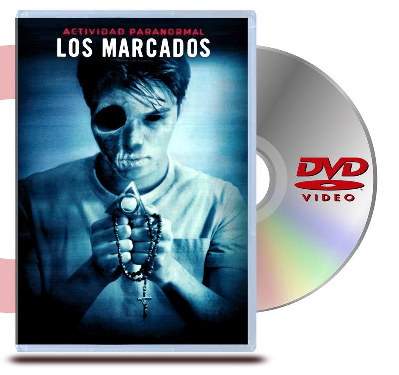 DVD Actividad Paranormal: Los Marcados