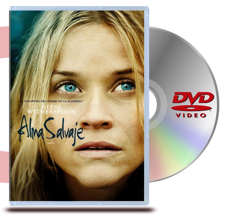 DVD Alma Salvaje