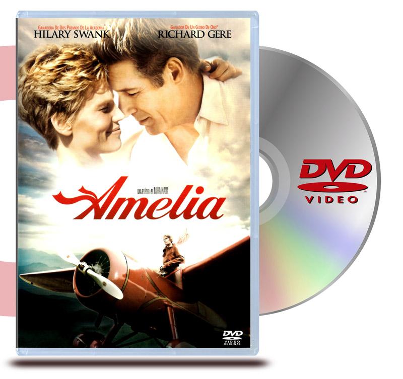 DVD Amelia