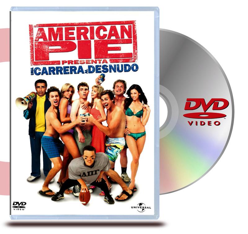 DVD American Pie 5 Una carrera al desnudo