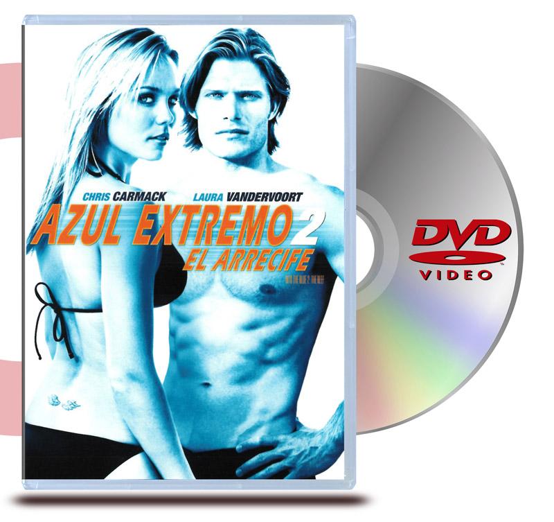 DVD Azul Extremo 2: El Arrecife