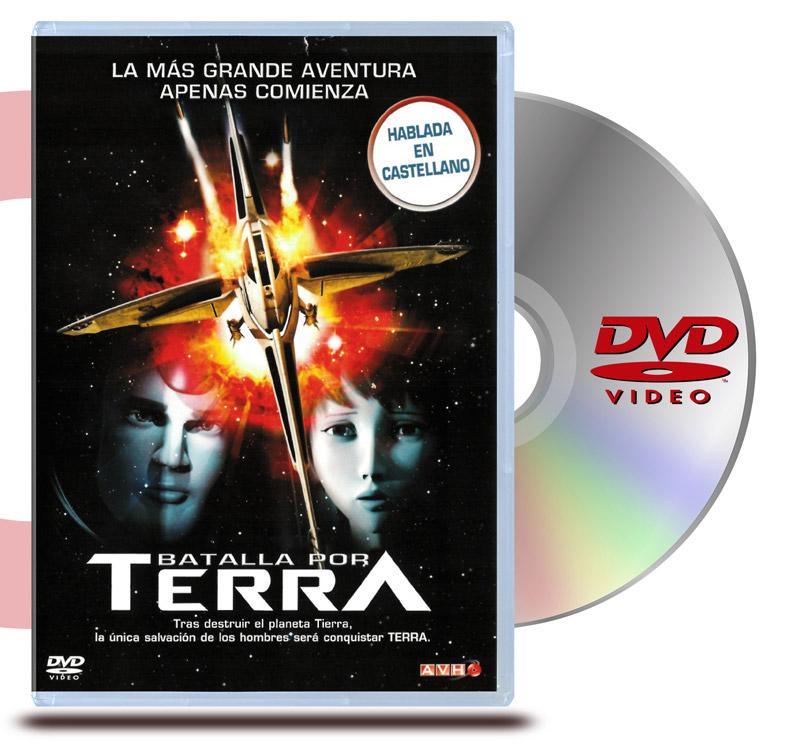 DVD Batalla por Terra