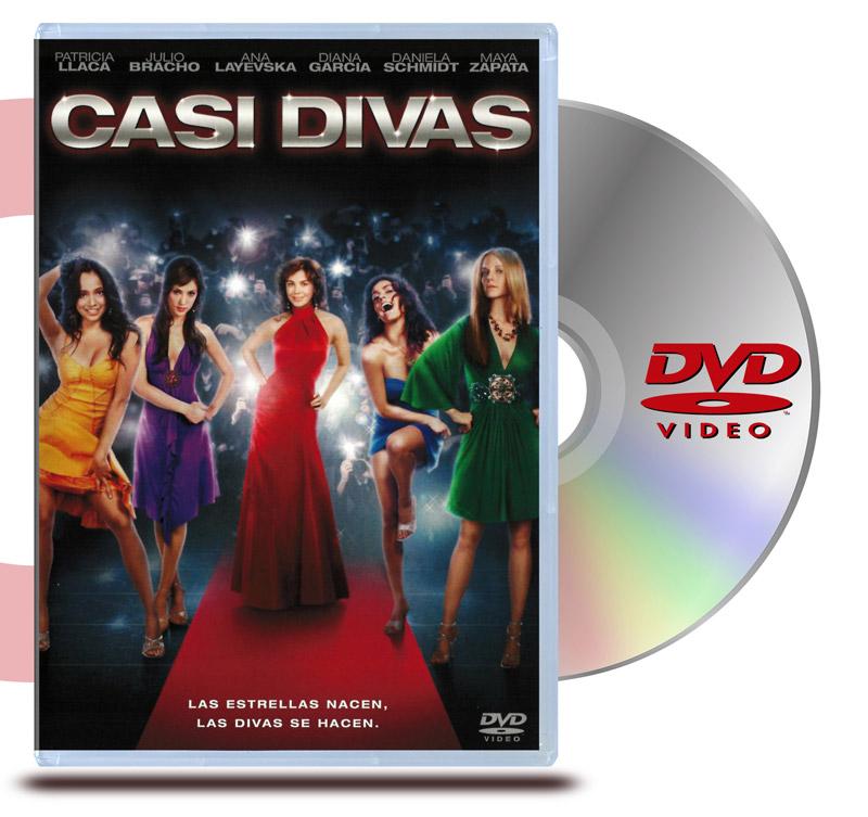 DVD Casi Divas