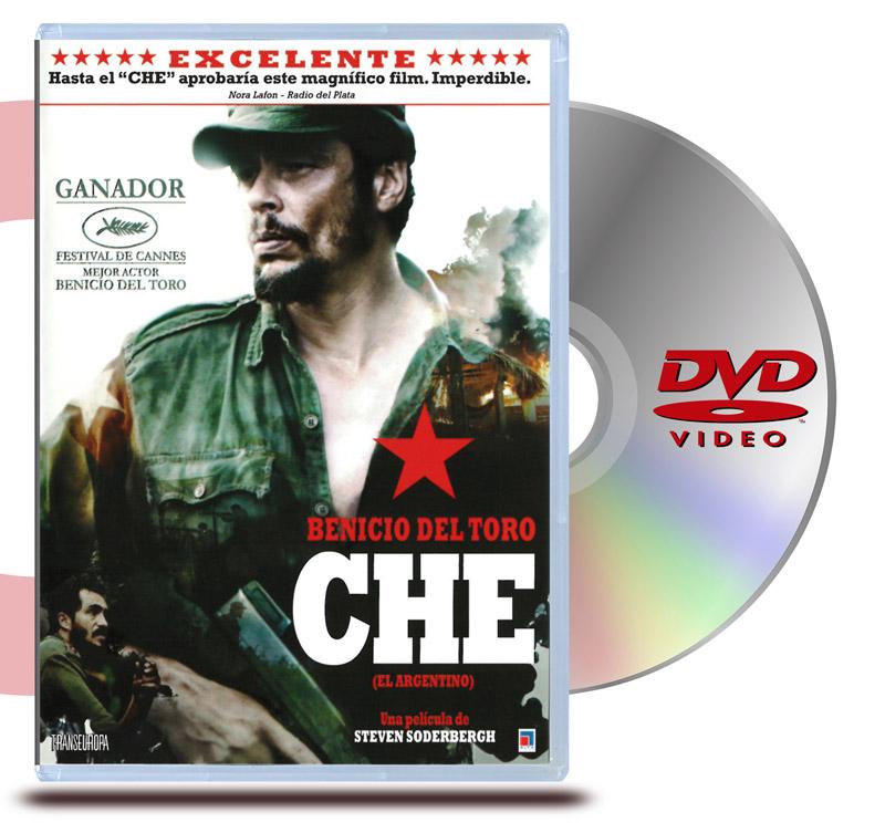 DVD Che, El Argentino