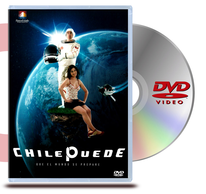 DVD Chile Puede