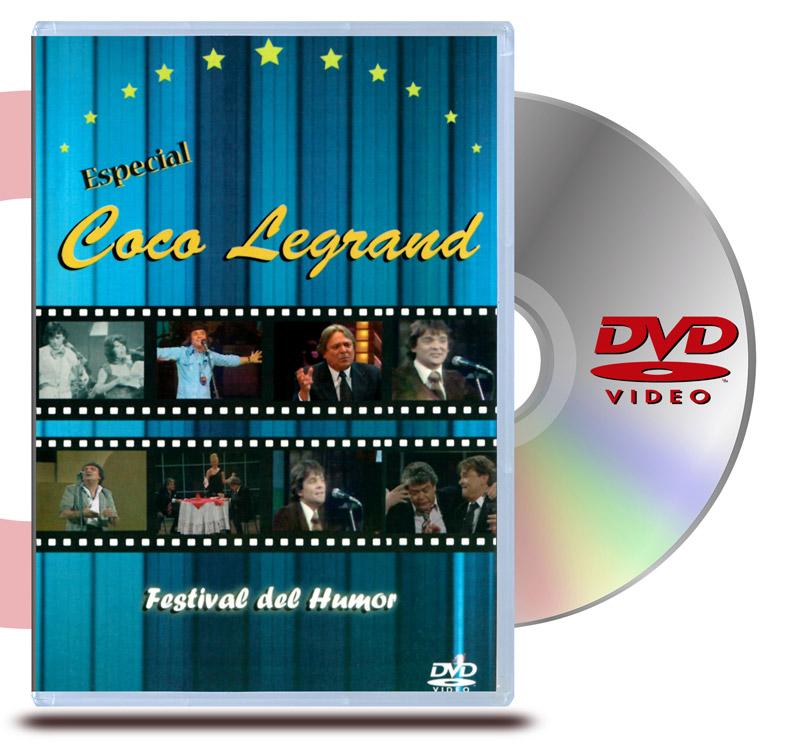 DVD Coco Legrand, Festival del Humor