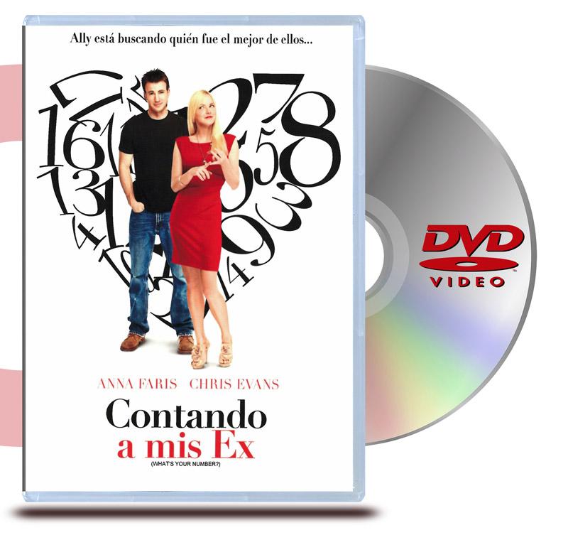 DVD Contando a mi Ex