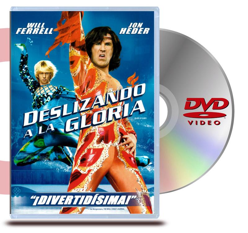 DVD Deslizando a la Gloria