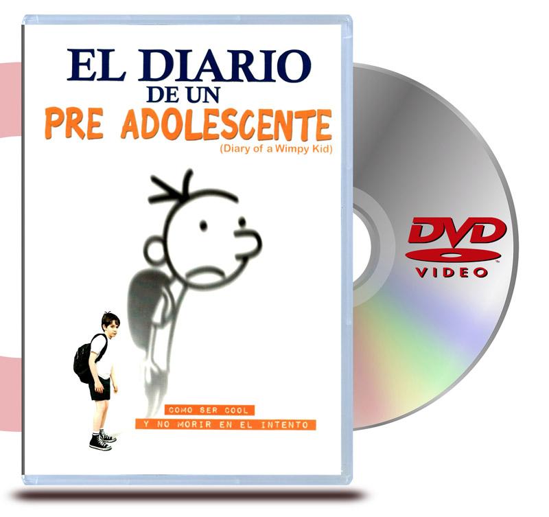DVD Diario de un Pre- Adolescente