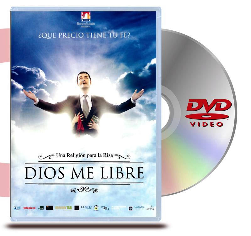 DVD Dios me libre