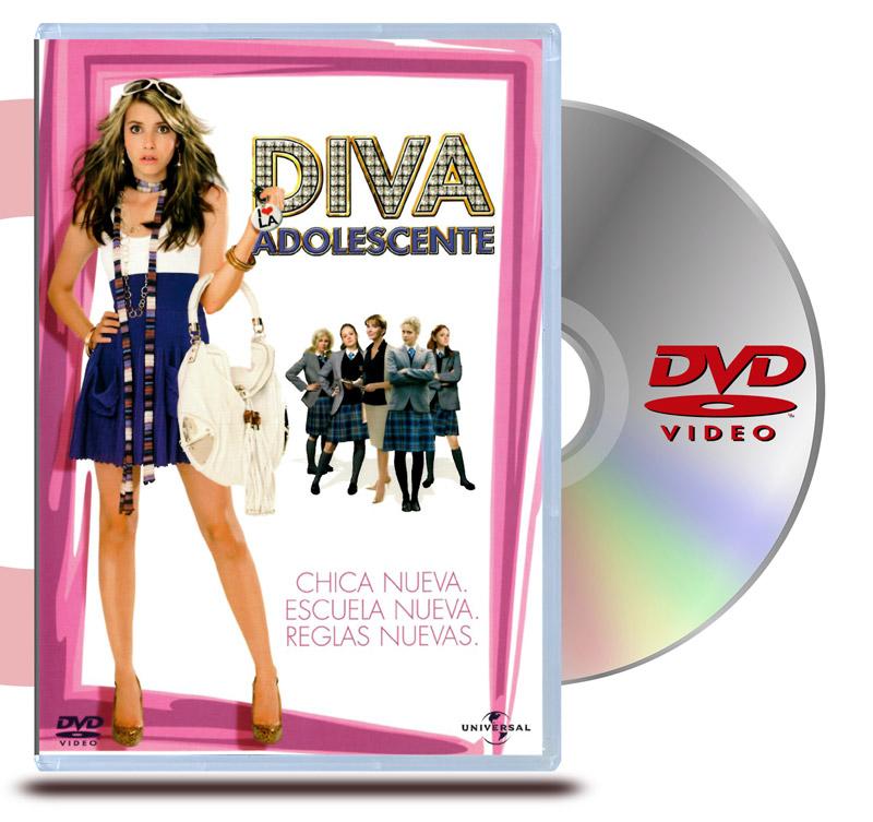 DVD Diva Adolescente